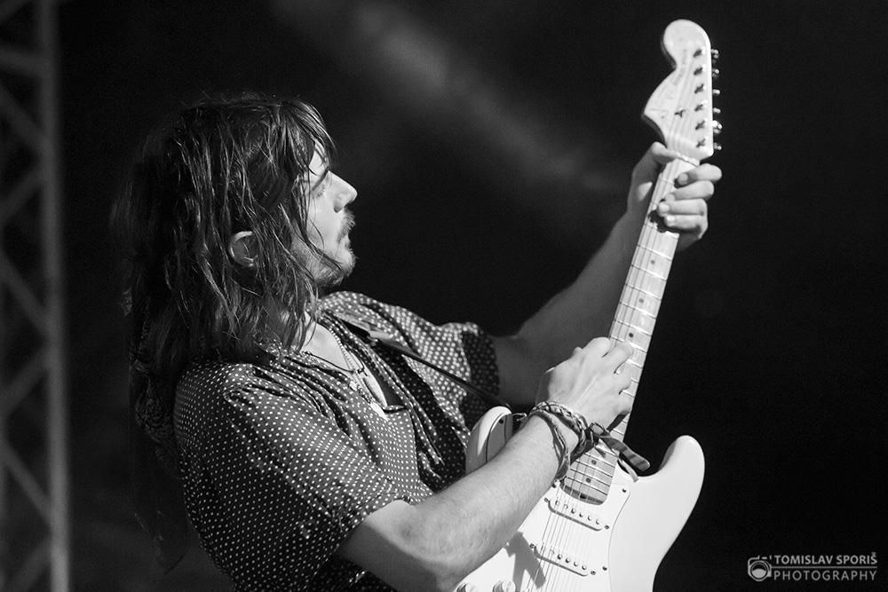 Prismojeni profesorji bluesa na INmusic festivalu (Foto: Tomislav Sporiš)