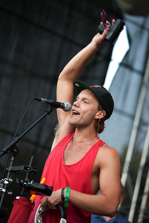 Retro Stefson na INmusic Festivalu (Foto: Tomislav Sporiš)