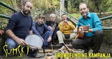 Crowdfunding kampanja za ploču grupe Šumski