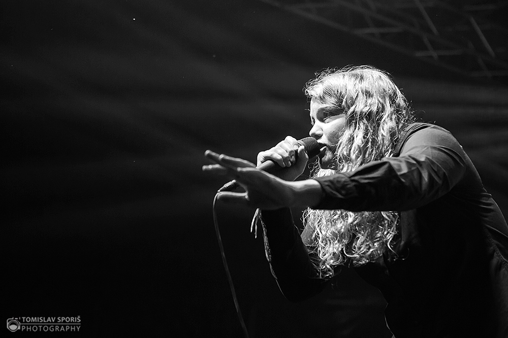 Kate Tempest na INmusic Festivalu (Foto: Tomislav Sporiš)
