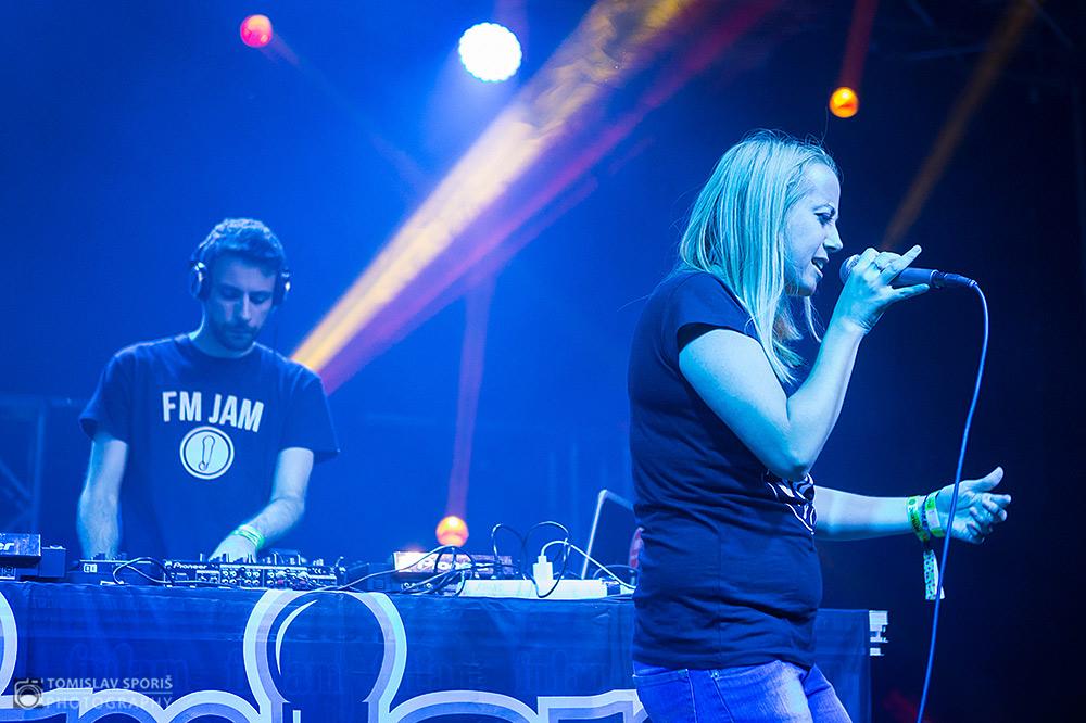 Sassja na INmusic Festivalu (Foto: Tomislav Sporiš)