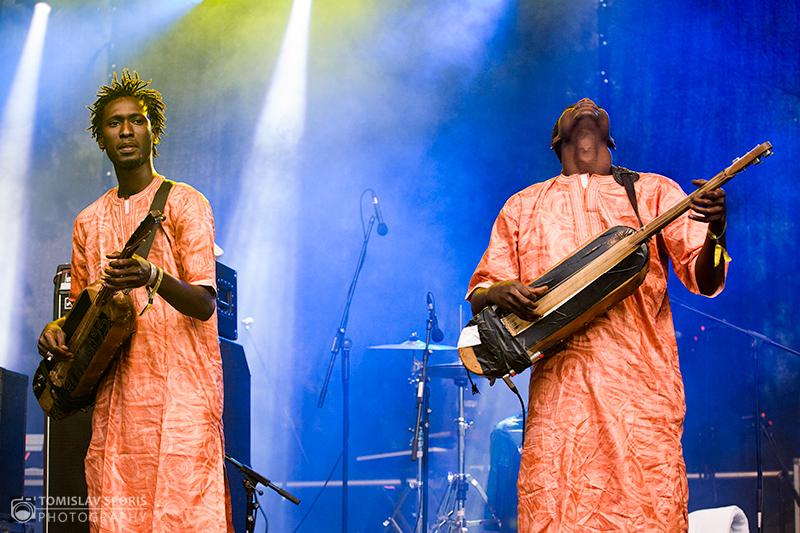 Bassekou Kouyate & Ngoni Ba na INmusic festivalu (Foto: Tomislav Sporiš)