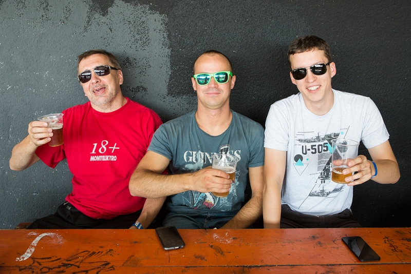BeerYard festival u Močvari/Jedinstvu (Foto: Tomislav Sporiš)