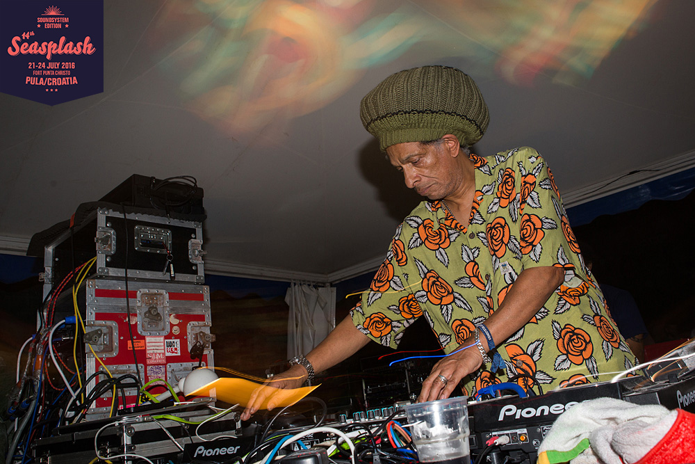 Seasplash 2016 - Don Letts (Foto: Tomislav Sporiš)