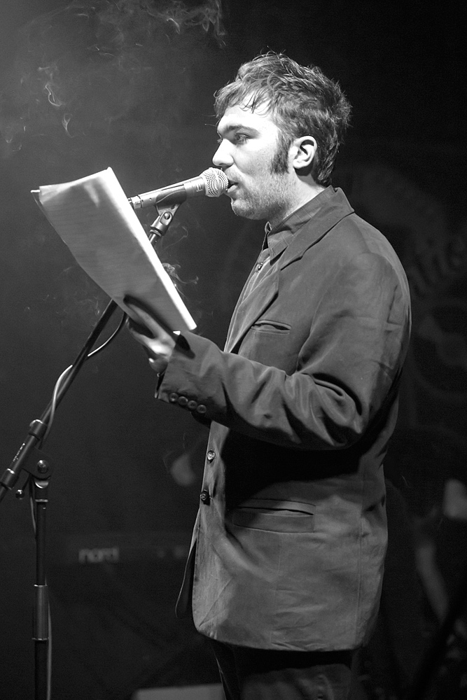 Ivan Grobenski - slam poezija (Foto: Tomislav Sporiš)