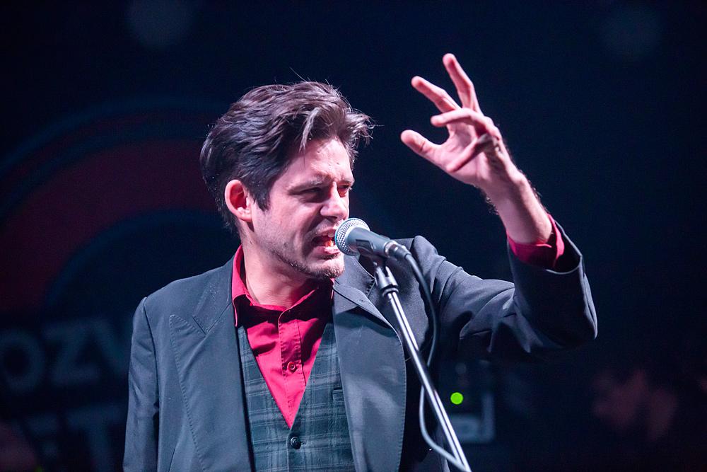 Ivan Laić  - slam poezija (Foto: Tomislav Sporiš)