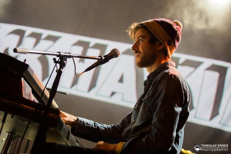 Nick Hakim u Tvornici kulture (Foto: Tomislav Sporiš)