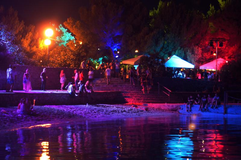 Beach Stage Garden (Foto: Dora Yasar)