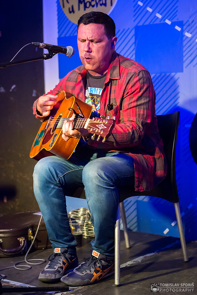 Damien Jurado (Foto: Tomislav Sporiš)
