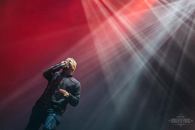 Deftones na festivalu Nova Rock 2016 (Foto: Roberto Pavić)