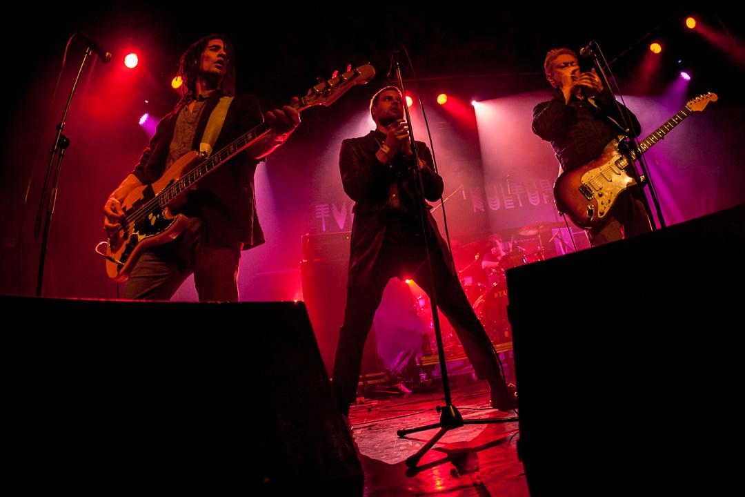 Gang Of Four u Tvornici kulture (Foto: Izidor Tačković)