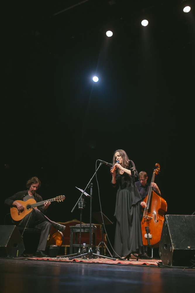 Tamara Obrovac u ZKM-u (Foto: Samir Cerić Kovačević)