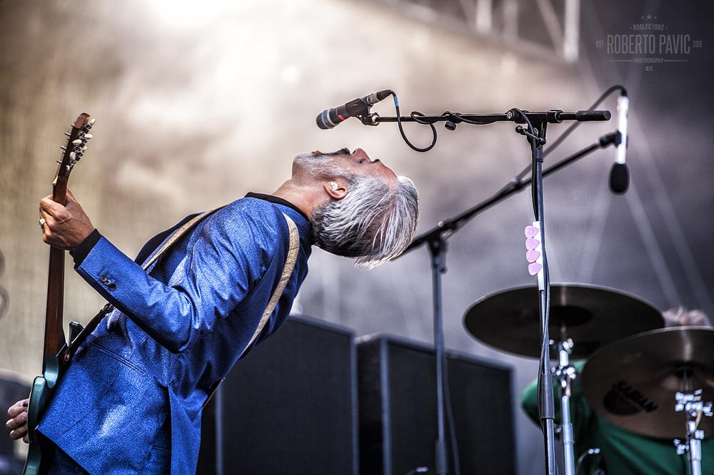 Triggerfinger na Rock In Vienna (Foto: Roberto Pavić)