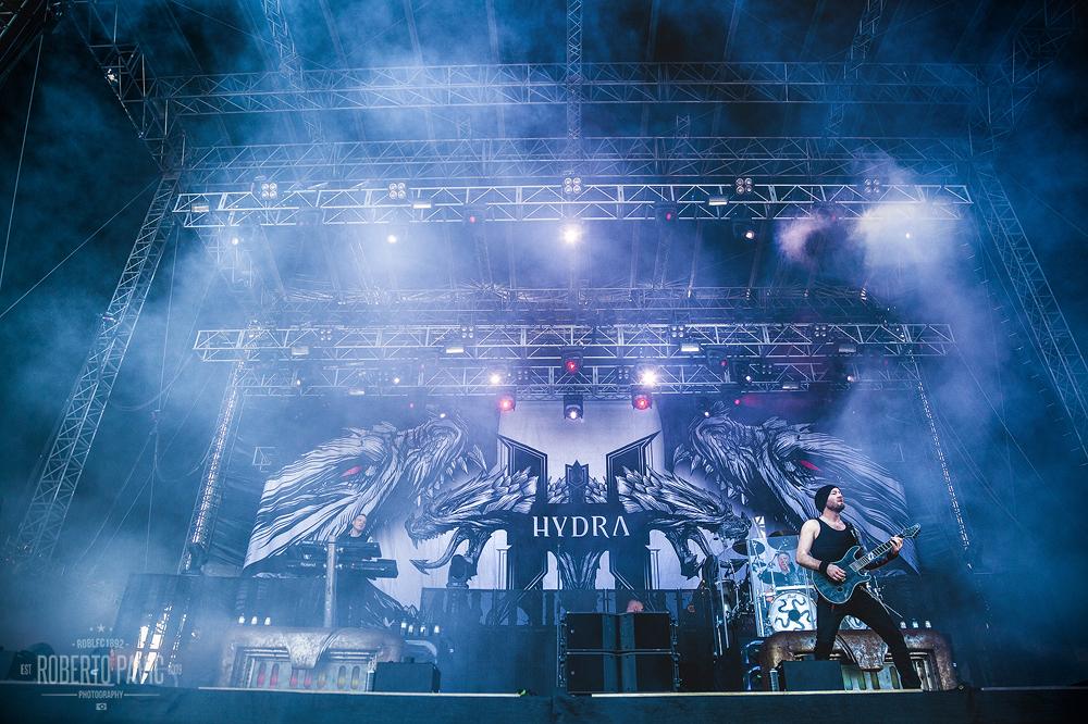 Within Temptation na Rock In Vienna (Foto: Roberto Pavić)