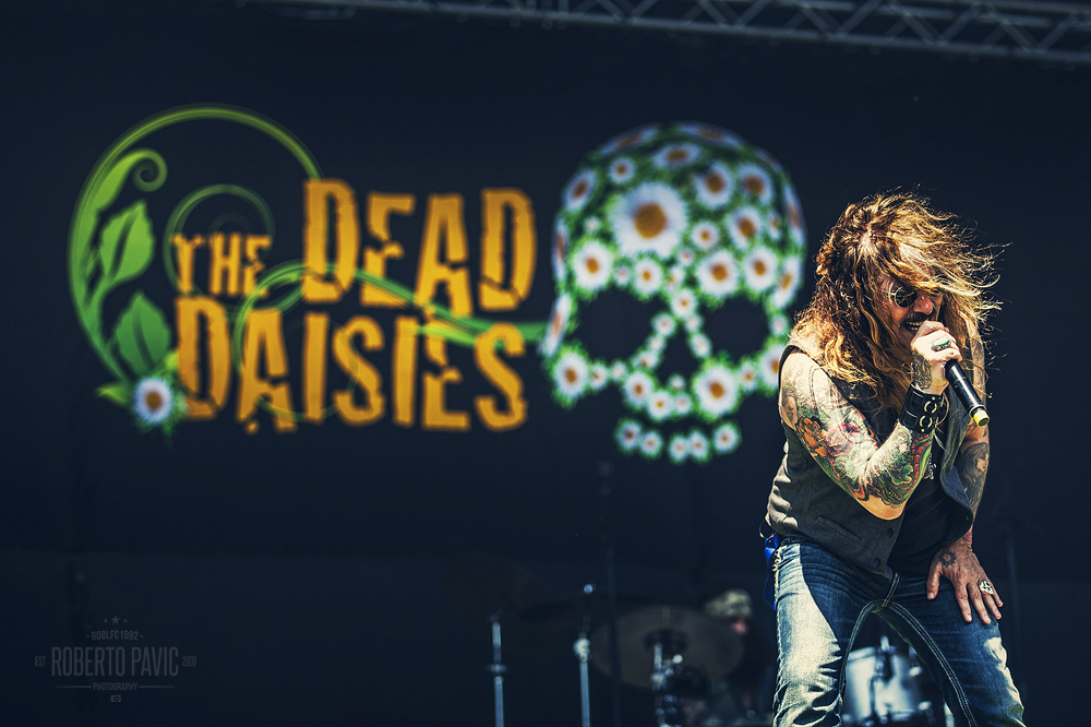 The Dead Daisies na Rock In Vienna (Foto: Roberto Pavić)