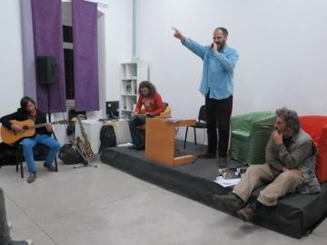 Drumski pjesnici na Art & Music Festivalu (Foto: Brankica Drašković)