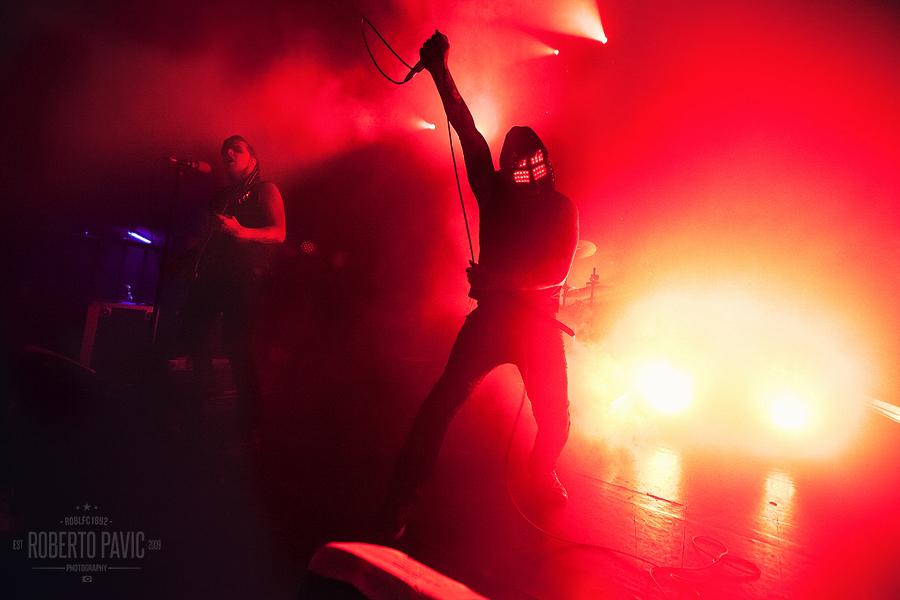 Combichrist u Tvornici kulture (Foto: Roberto Pavić)