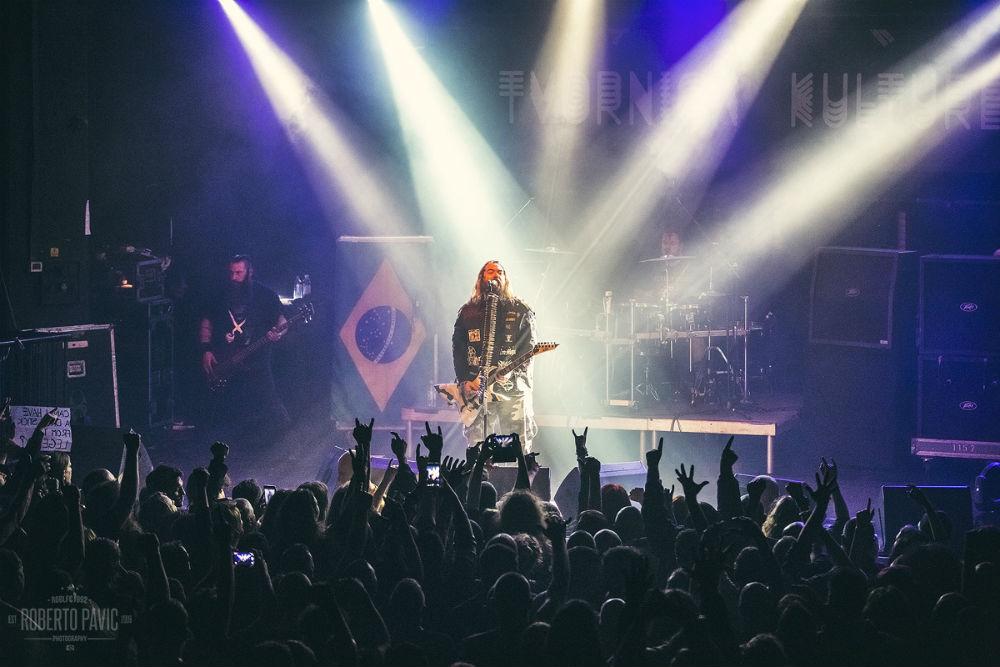 Max i Iggor Cavalera - Return To Roots u Tvornici kulture (Foto: Roberto Pavić)