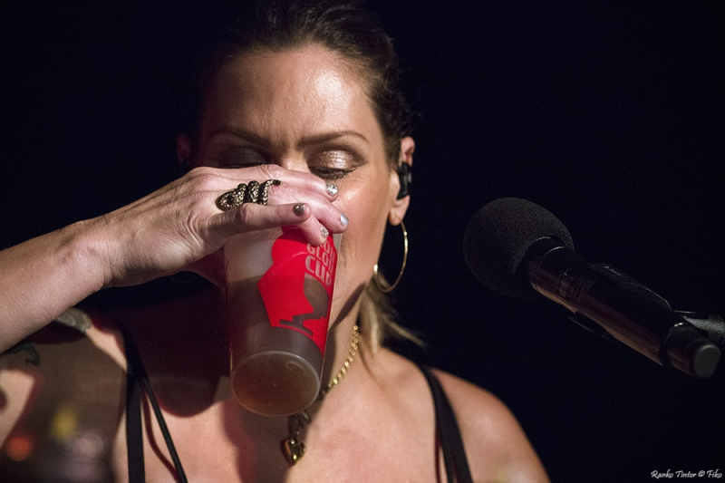 Beth Hart u Boogaloou (Foto: Ranko Tintor Fiko)