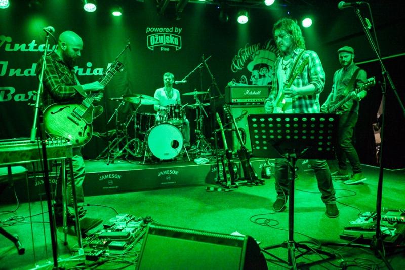 Zoran Čalić Band u Vintage Industrial Baru (Foto: Izidor Tačković)