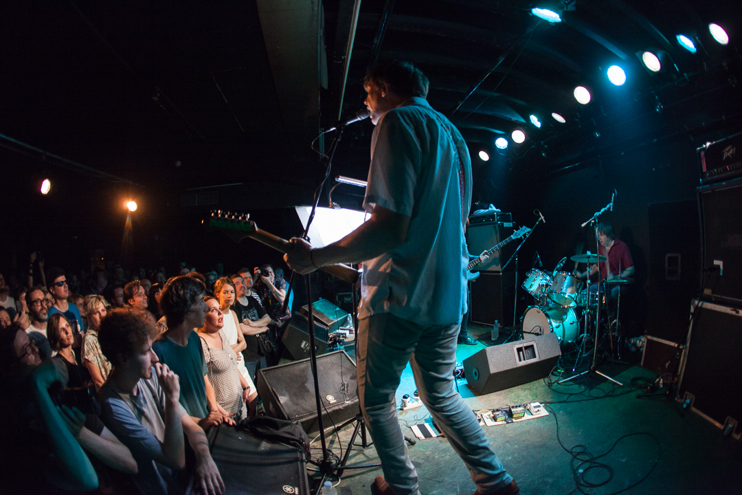 Thurston Moore Band u Močvari (Foto: Izidor Tačković)