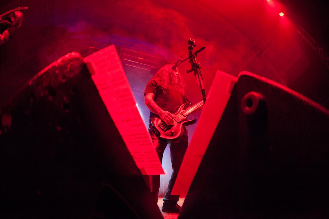 Slayer na Zagrebačkom velesajmu (Foto: Izidor Tačković)