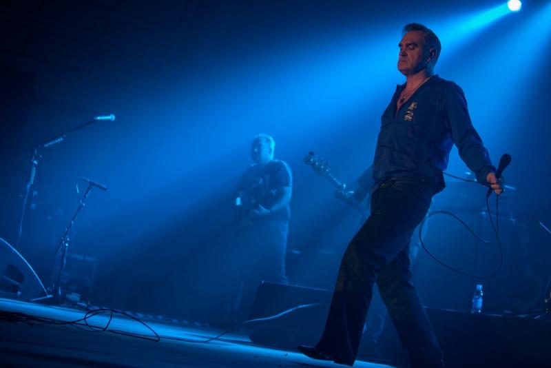 Morrissey - Zagrebački velesajam 12. prosinac 2014 (Foto: Izidor Tačković)