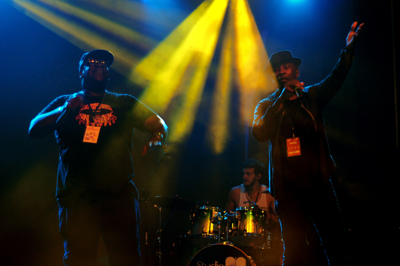 Nightmares on Wax (Foto: Dora Yasar)