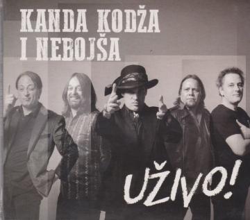 Kanda, Kodža i Nebojša 'Uživo!'