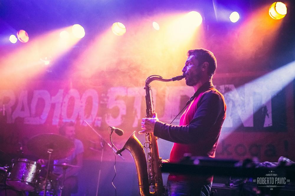 Chui na proslavi 20. rođendana Radio Studenta u Močvari (Foto: Roberto Pavić)