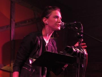 Nastup Sare Renar u Vinylu sklopu EMI projekta (Foto: Zoran Stajčić)