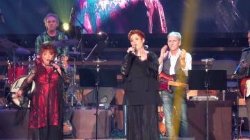 Zdenka Kovačiček, Valerija Nikolovska i Telefon Blues Band (Foto: Zoran Stajčić)