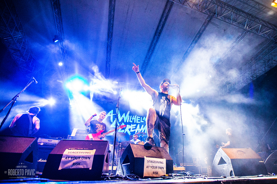 Punk Rock Holiday u Tolminu 2016 - A Wilhelm Scream (Foto: Roberto Pavić)