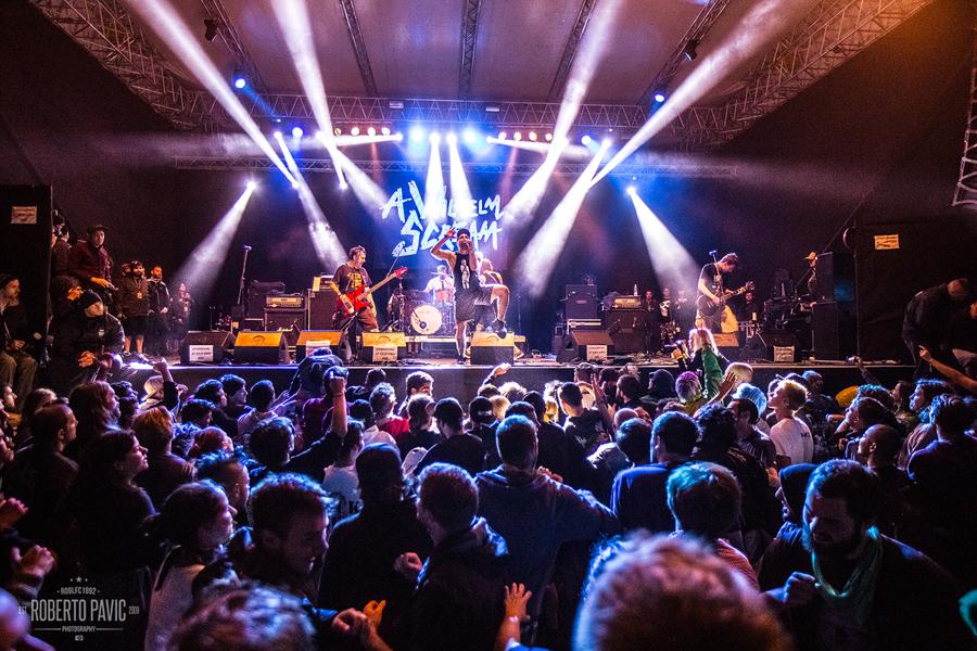 Punk Rock Holiday u Tolminu 2016 - A Wilhelm Scream (Foto: Roberto Pavić)