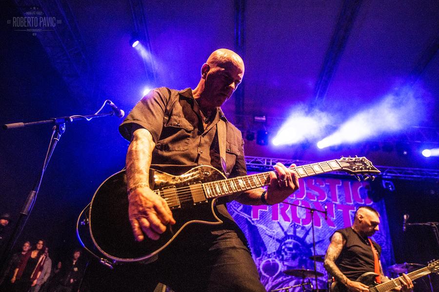 Punk Rock Holiday u Tolminu 2016 - Agnostic Front (Foto: Roberto Pavić)