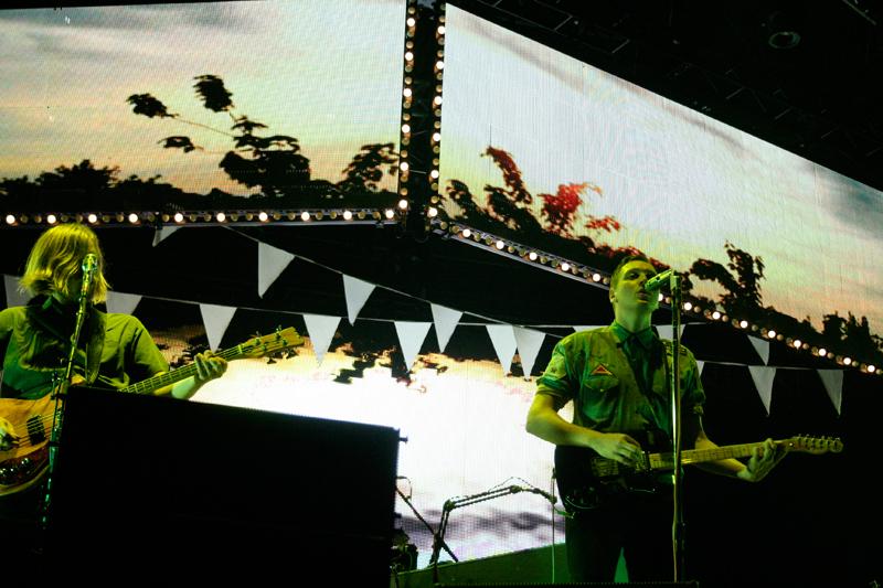 Arcade Fire (Foto: Walter Thompson)