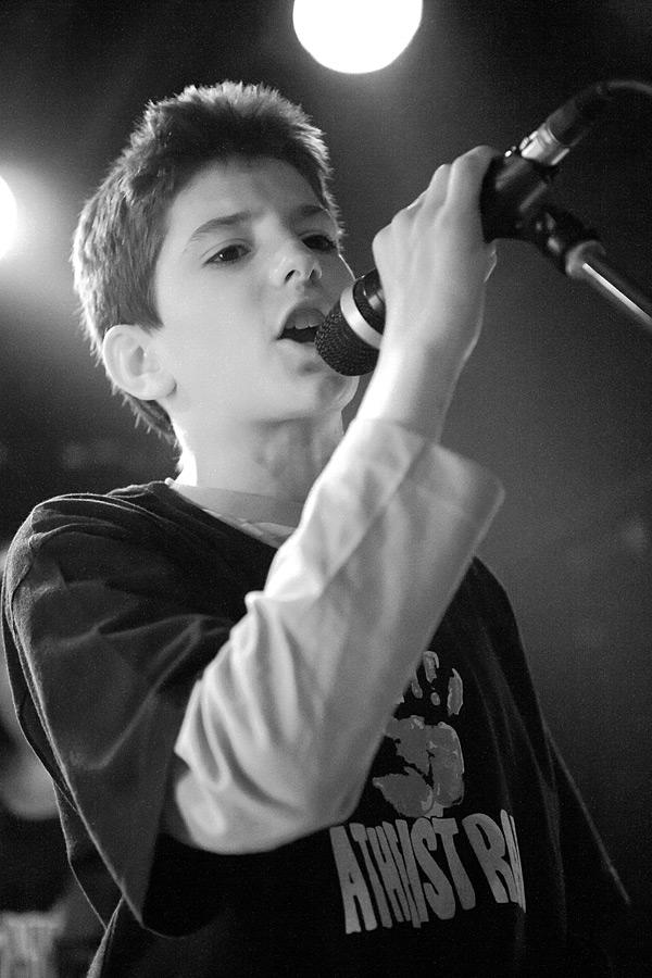 Mladi fan & Atheist Rap u Močvari (Foto: Tomislav Sporiš)