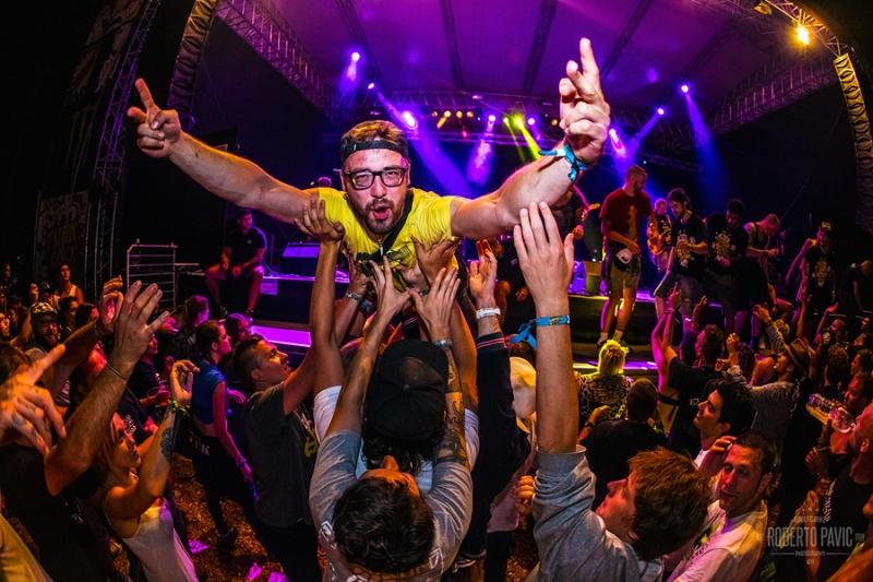 Punk Rock Holiday u Tolminu 2016 - atmosfera (Foto: Roberto Pavić)