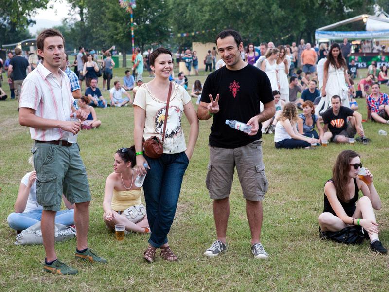 Posjetitelji su rado pozirali (Foto: Tomislav Sporiš)