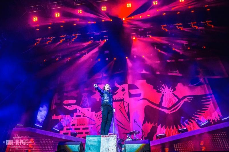 Billy Talent na festivalu Nova Rock 2016 (Foto: Roberto Pavić)
