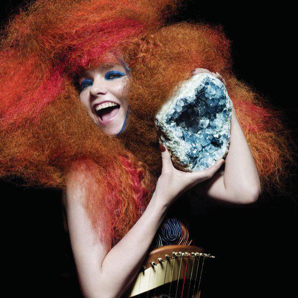 Björk (Foto: Inez van Lamsweerde i Vinoodh Matadin)