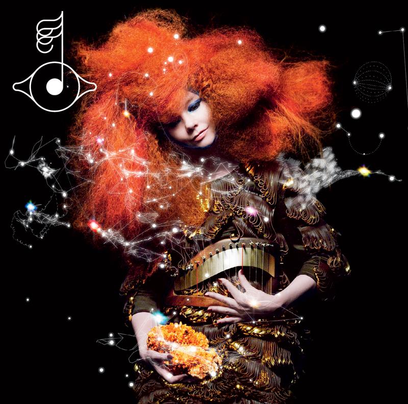 Biophilia - Björk (Foto: Inez van Lamsweerde i Vinoodh Matadin)