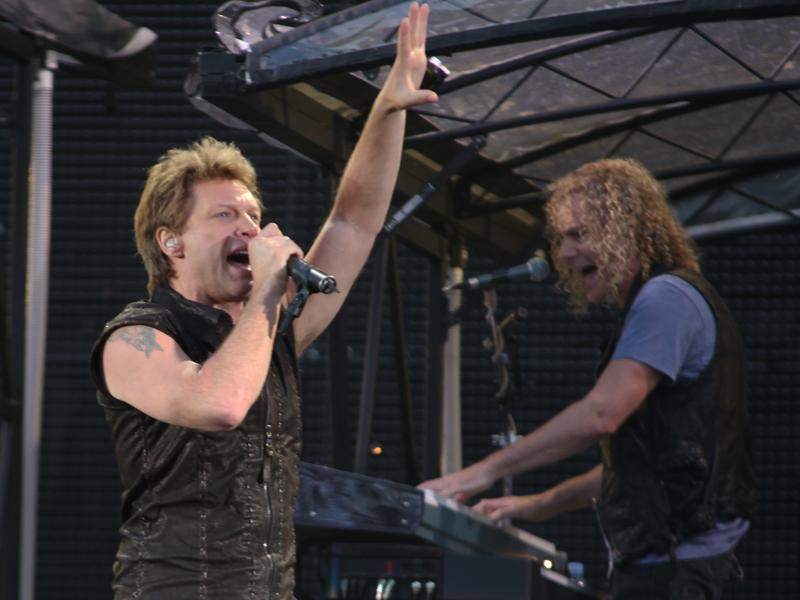 Bon Jovi na maksimirskom stadionu (Foto: Walter Thompson)