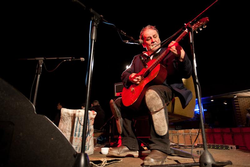 Marko Brecelj u Kumrovcu (Foto: Nino Šolić)