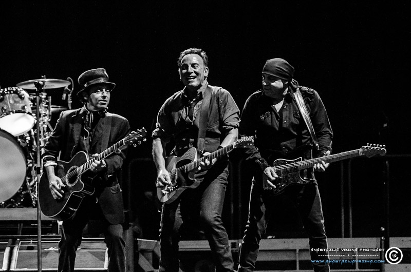 Bruce Springsteen u Padovi (Foto: Anastazija Vržina)
