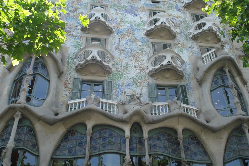 Casa Batllo (Foto: Iva Tolj)