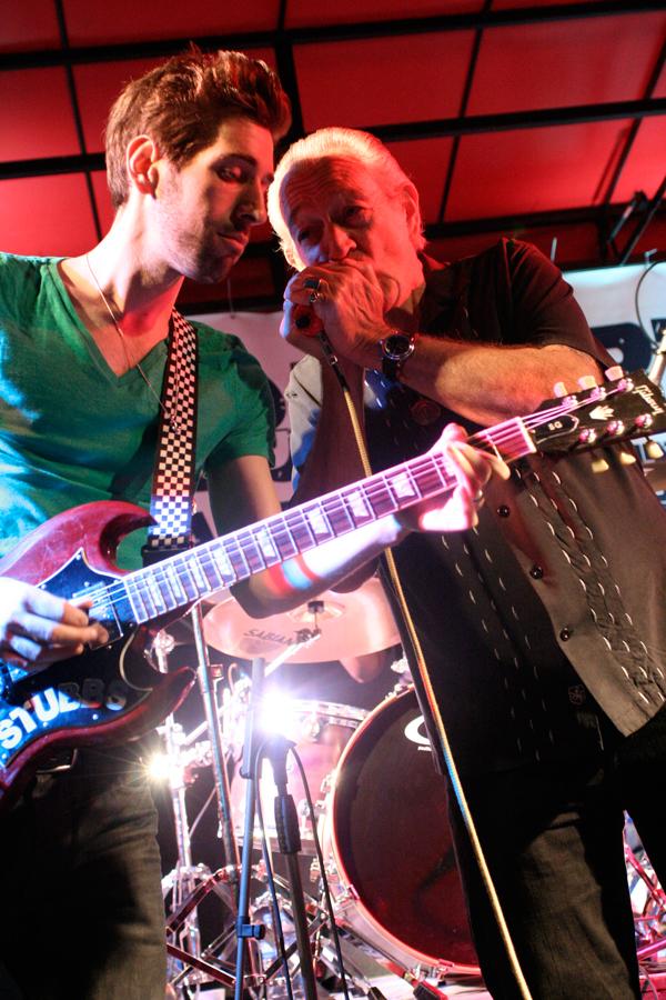 Matt Stubbs i Charlie Musselwhite (Foto: Walter Thompson)