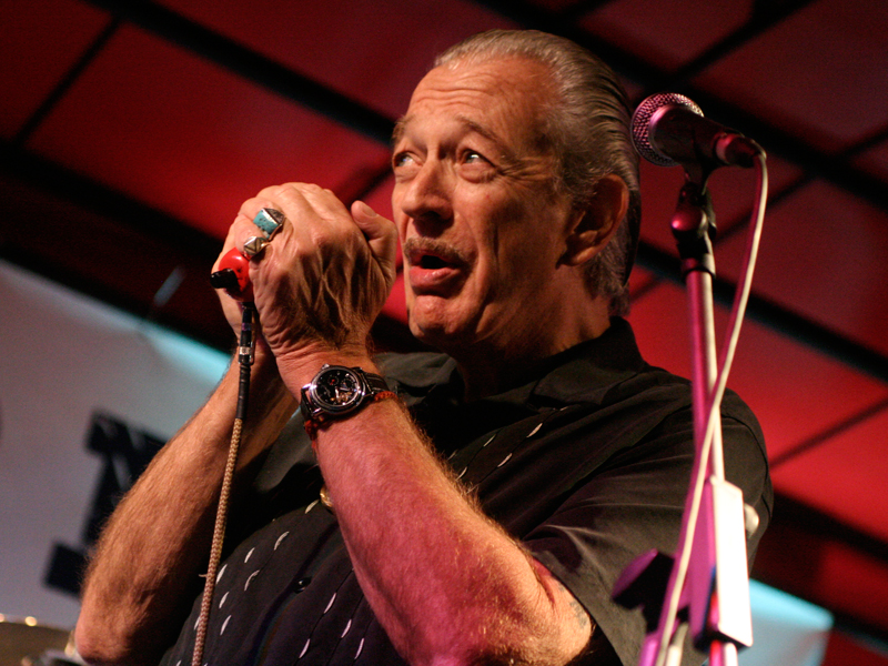 Charlie Musselwhite (Foto: Walter Thompson)