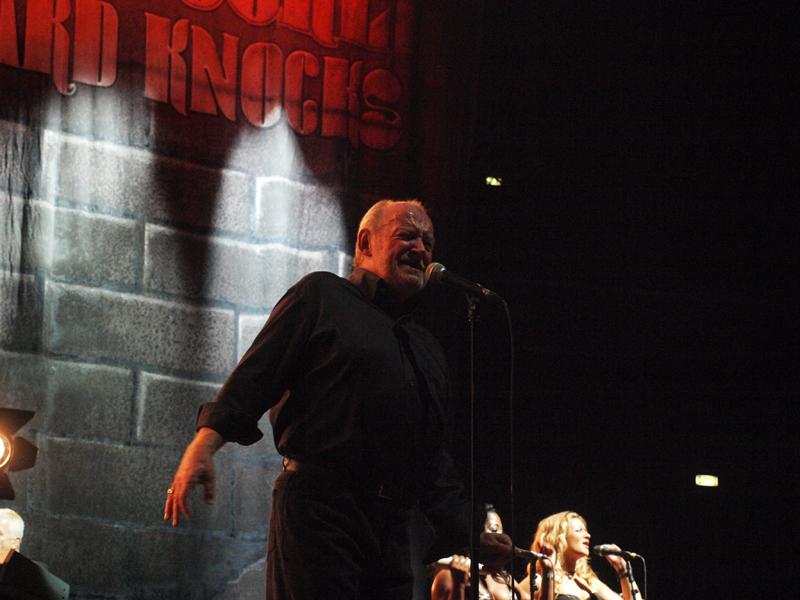 Joe Cocker u Zagrebu (Foto: Walter Thompson)