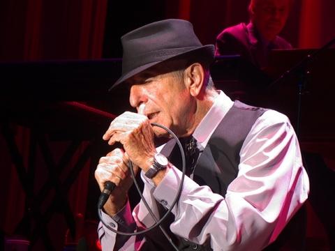 Leonard Cohen u Puli (Foto: Zoran Stajčić)